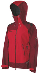 Mammut Women's Adamello Jacket - Rot