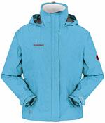 Mammut Women's Convey Jacket - Hellblau