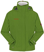 Mammut Women's Convey Jacket - Hellgrün