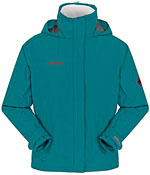 Mammut Women's Convey Jacket - Türkis