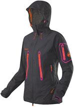 Mammut Women's Eiger Extreme Mittellegi Jacket - Schwarz