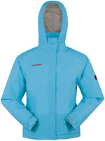 Mammut Women's Kailash Jacket - Hellblau
