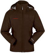 Mammut Women's Moraine Jacket - Braun