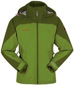 Mammut Women's Moraine Jacket - Hellgrün / Grün