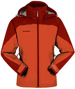 Mammut Women's Moraine Jacket - Orange / Rot
