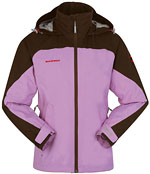 Mammut Women's Moraine Jacket - Rosa
