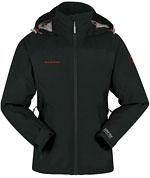 Mammut Women's Moraine Jacket - Schwarz