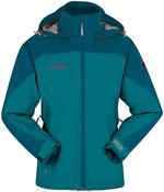Mammut Women's Moraine Jacket - Türkis