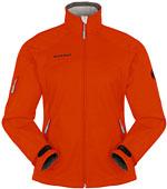 Mammut Women's Nimba Jacket - Orange