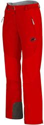 Mammut Women's Nimba Pants - Rot