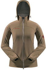 Mammut Women's Ultimate Inuit Jacket - Hellbraun