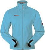 Mammut Women's Ultimate Pro Jacket - Hellblau