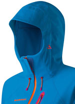 Mammut Women's Ultimate Westgrat Jacket - Hellblau - Bild 2