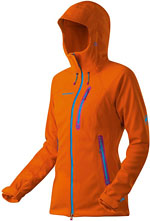 Mammut Women's Ultimate Westgrat Jacket - Orange