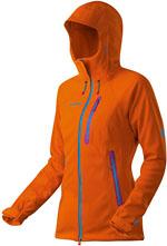 Mammut Women's Ultimate Westgrat Jacket - Orange