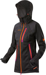 Mammut Women's Ultimate Westgrat Jacket - Schwarz