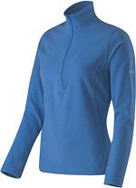 Mammut Women's Yukon Pull - Blau