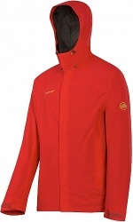Mammut Zermatt Jacket - Rot