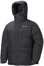 Marmot 8000M Parka - Schwarz