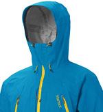 Marmot Alpinist Jacket - Hellblau - Bild 2