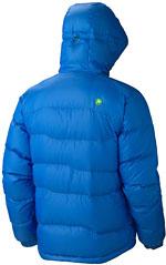 Marmot Ama Dablam Jacket - Blau - Bild 2