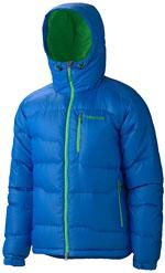 Marmot Ama Dablam Jacket - Blau