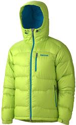 Marmot Ama Dablam Jacket - Hellgrün