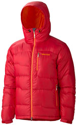 Marmot Ama Dablam Jacket - Rot