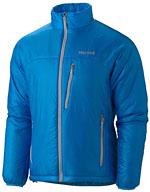 Marmot Baffin Jacket - Hellblau