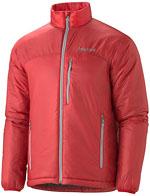 Marmot Baffin Jacket - Rot