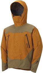 Marmot Exum Jacket - Hellbraun