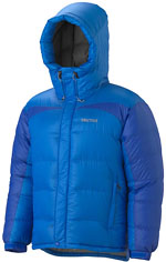 Marmot Greenland Baffled Jacket - Blau