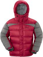 Marmot Greenland Baffled Jacket - Rot / Grau