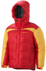 Marmot Greenland Baffled Jacket - Rot