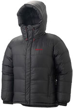 Marmot Greenland Baffled Jacket - Schwarz