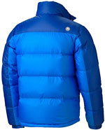 Marmot Guides Down Sweater - Blau - Bild 2