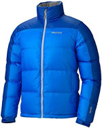 Marmot Guides Down Sweater - Blau