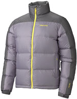 Marmot Guides Down Sweater - Grau
