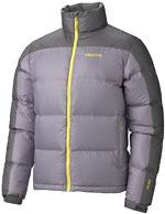 Marmot Guides Down Sweater - Grau