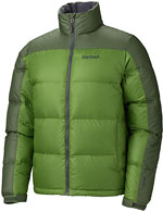 Marmot Guides Down Sweater - Grün