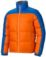 Marmot Guides Down Sweater - Orange