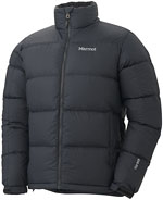 Marmot Guides Down Sweater - Schwarz
