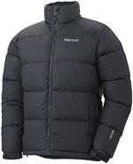 Marmot Guides Down Sweater - Schwarz