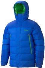 Marmot Mountain Down Jacket - Blau