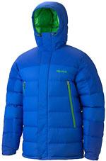 Marmot Mountain Down Jacket - Blau