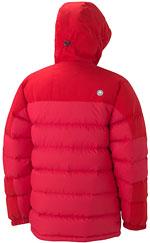 Marmot Mountain Down Jacket - Rot - Bild 2
