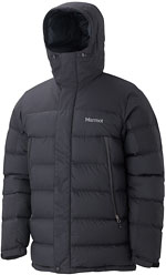 Marmot Mountain Down Jacket - Schwarz