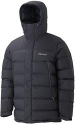 Marmot Mountain Down Jacket - Schwarz