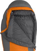 Marmot Never Summer - Orange / Grau - Bild 2