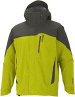 Marmot Palisades Jacket - Gelbgrün